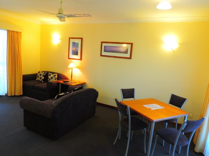 Dining / Lounge room Executive unit