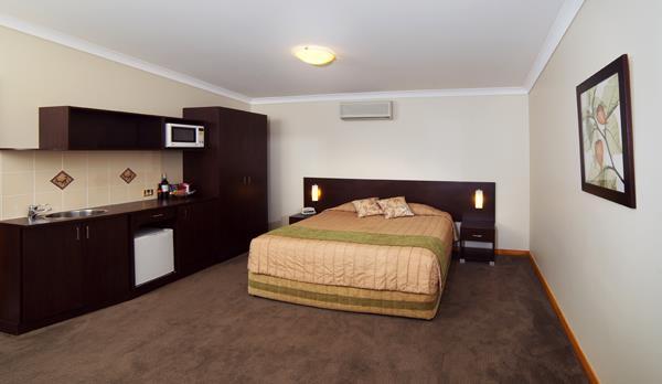 Executive Spa King Room