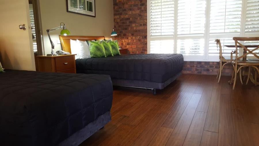 Deluxe 2 Bedroom Studio