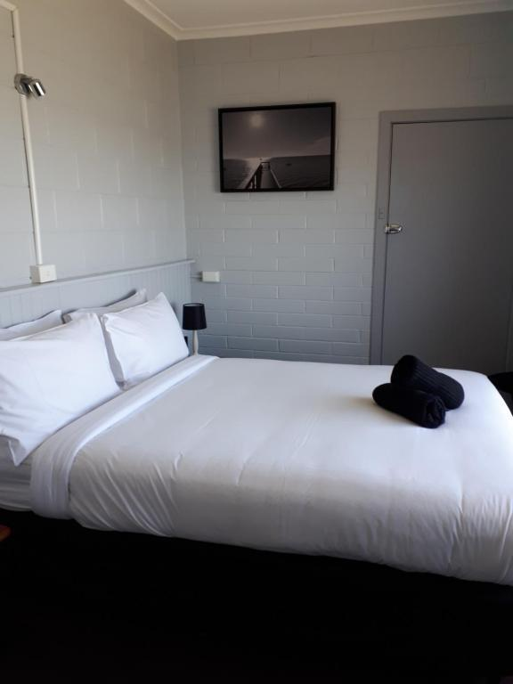 Waterfront double room