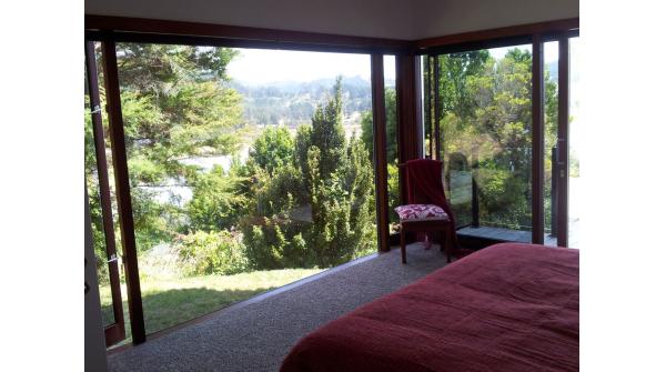 Estuary Suite Bush view