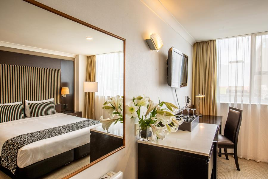 Superior Double Double Room With Air Conditioning