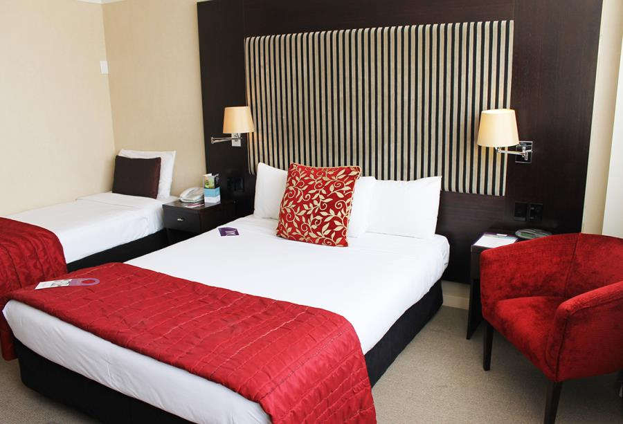 Superior Double Double Room Bed and Breakfast
