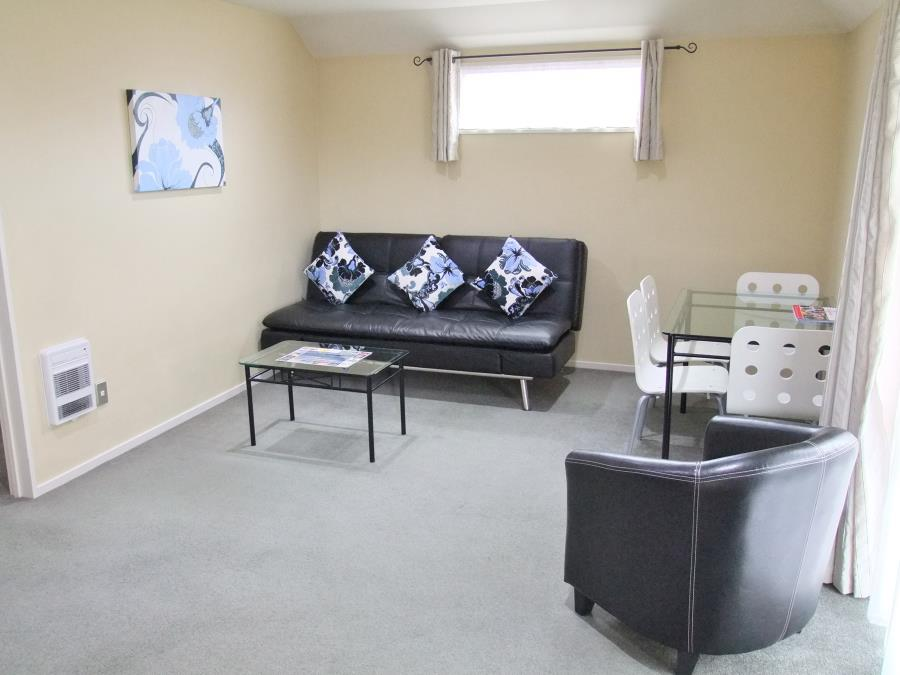 Two Bedroom Spa Bath Apartment