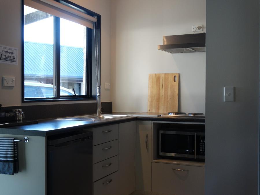 2 bedroom kitchenette