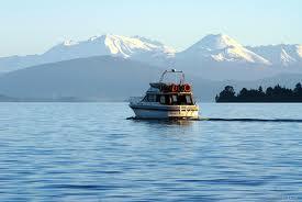 Gorgoeus Mountains & Lake Taupo