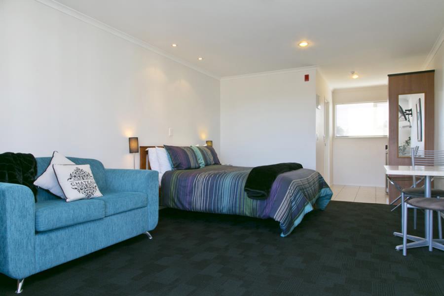 Spa Studio Living Area