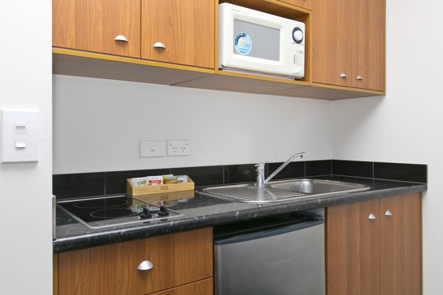Typical Studio kitchen