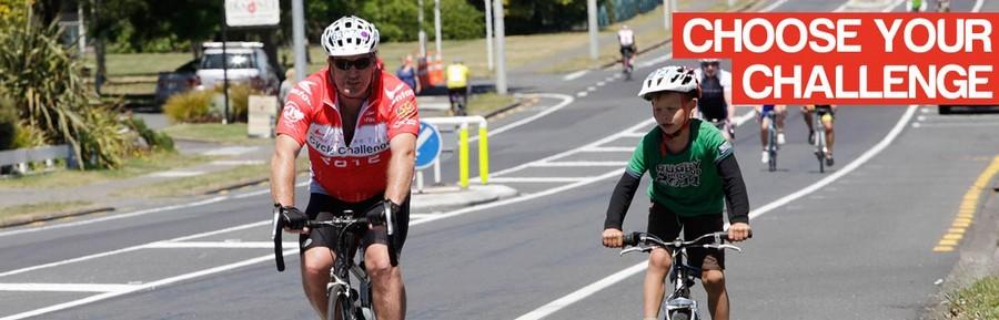 Major Biking & sporting tracks/events