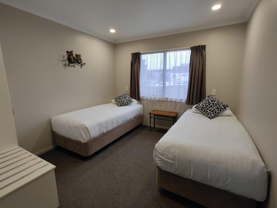 Double Singles Bedroom