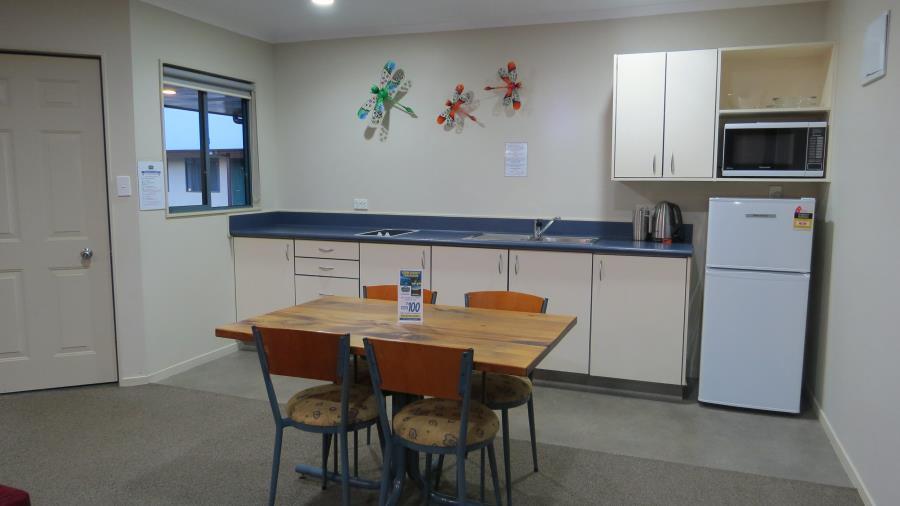 Family Unit - Dining/Kitchen