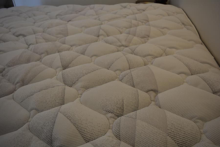 Quilted Bed Pillow Top for Added Comfort
