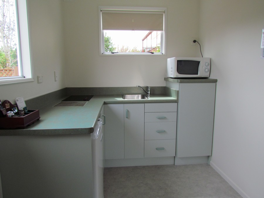 Self-catering kitchen facilities