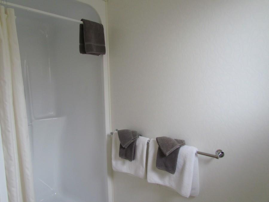 En-suite Bathroom Shower