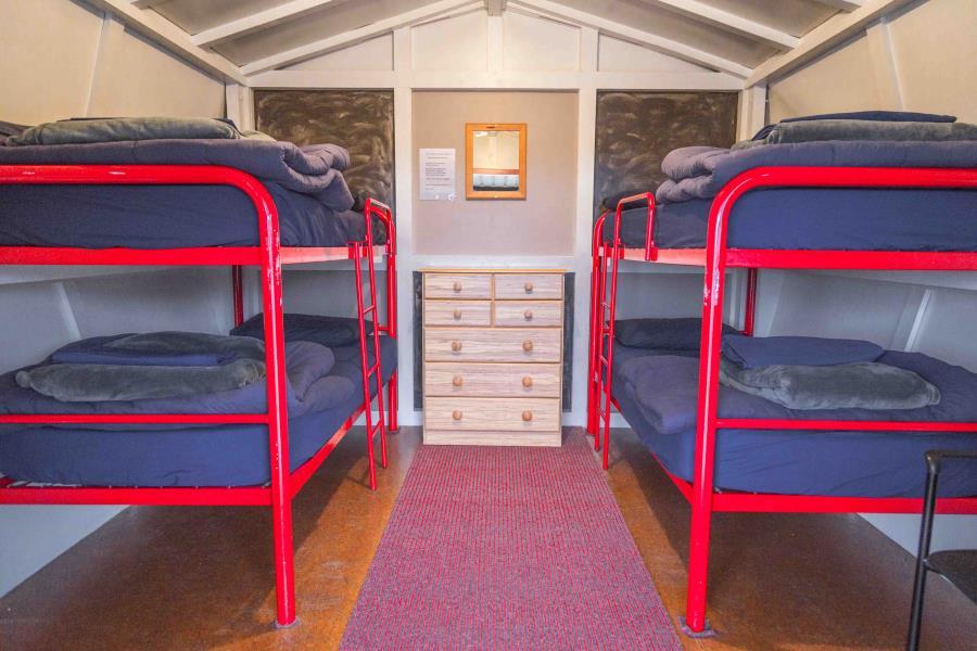 Whitebaiter's Cabin