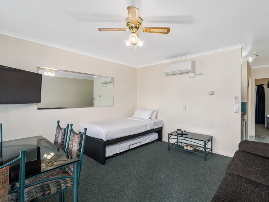 One Bedroom with Spa Bath