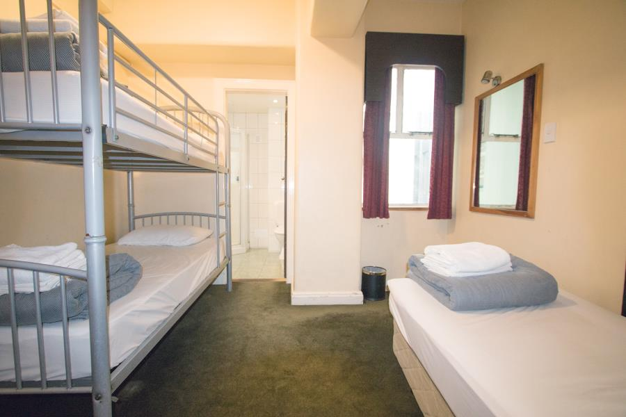 3 Bed Dormitory